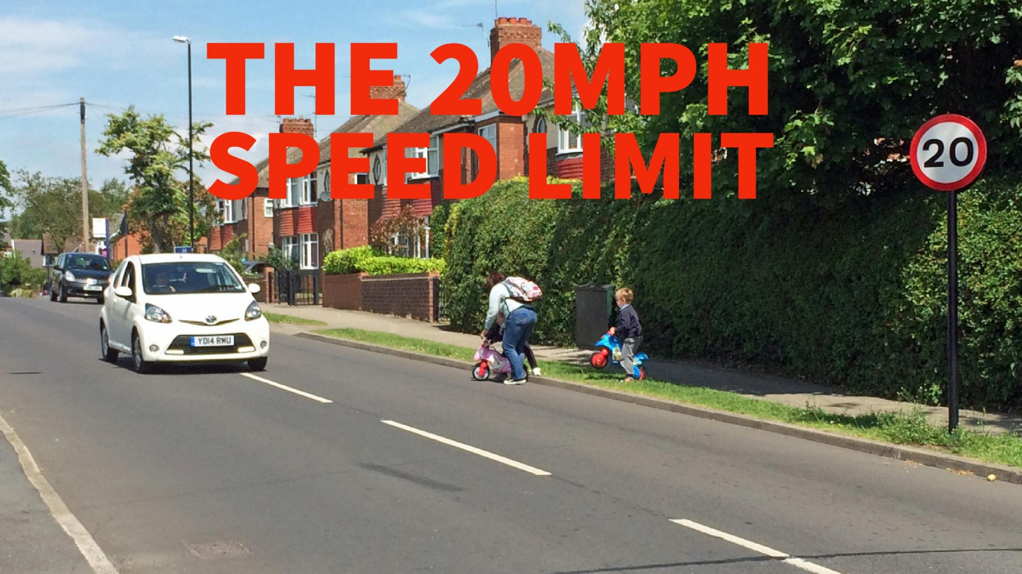 20mph speed ignored by eight in ten drivers