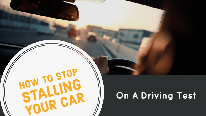 Stop Stalling Your Car On A Driving Test